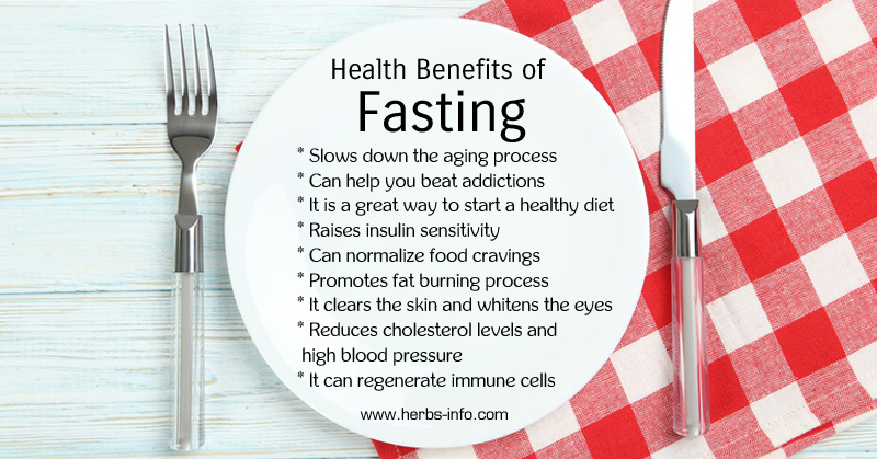 Health Benefits of Fasting to Burn Fat