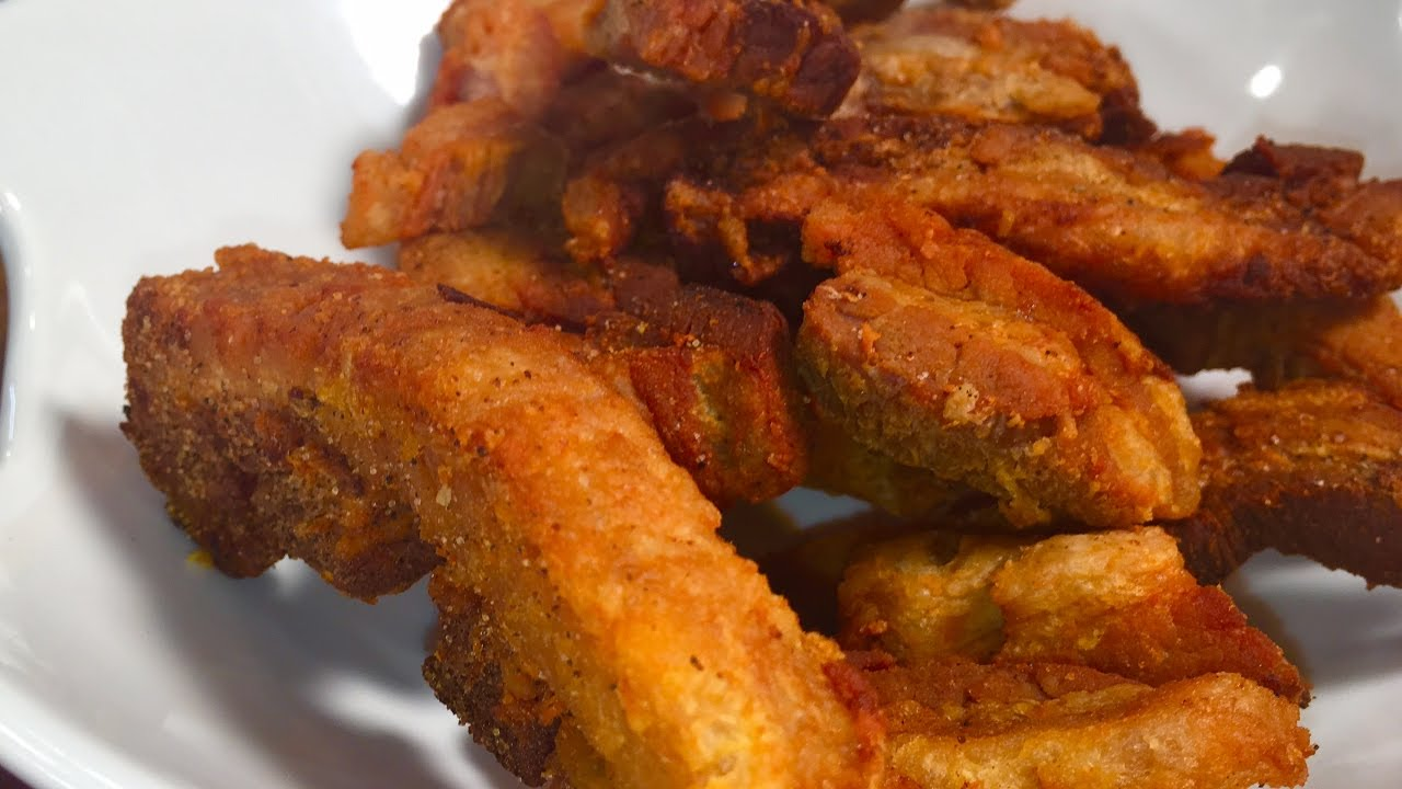 I do love Chicharron, and it is a good choice for my diet